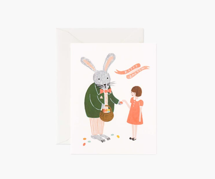 Festive Bunny Easter