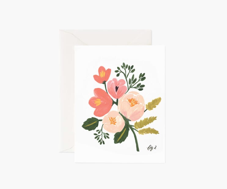 Peony Pink Floral
