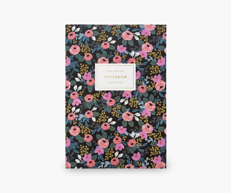 Rosa Slim Notebook