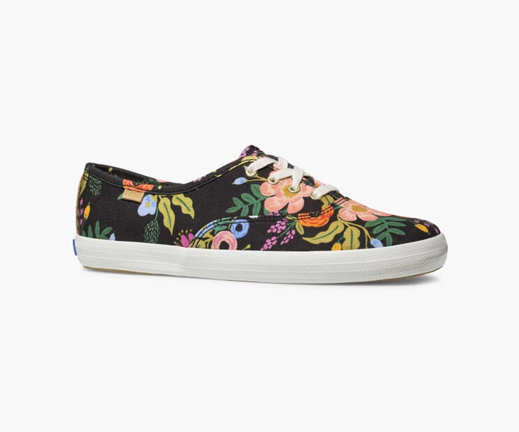 Lively Floral Champion Sneaker
