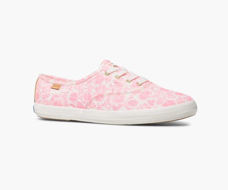 Moxie Floral Champion Sneaker