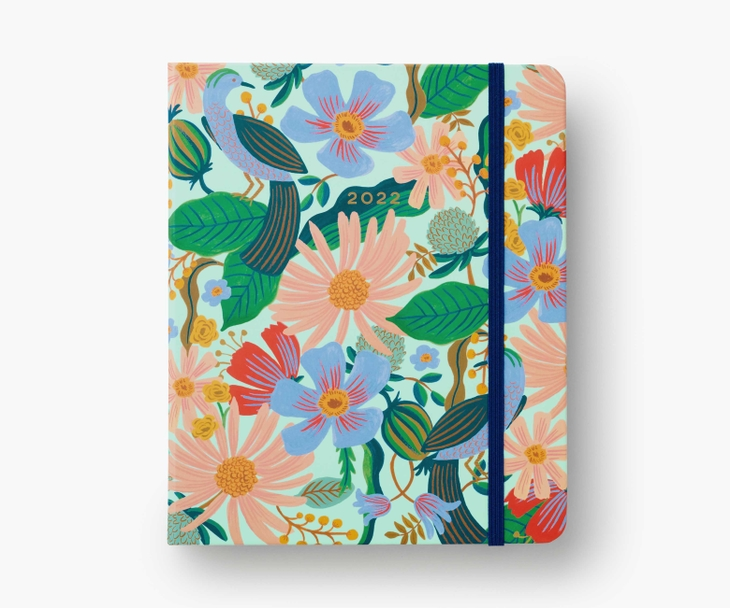 Rifle Paper Co Bloom Planner 2022