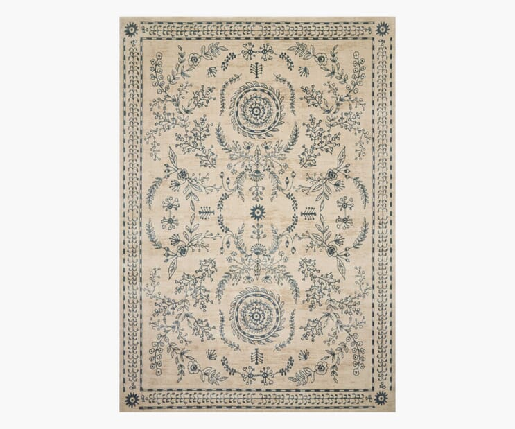 Aster Natural Power-Loomed Rug