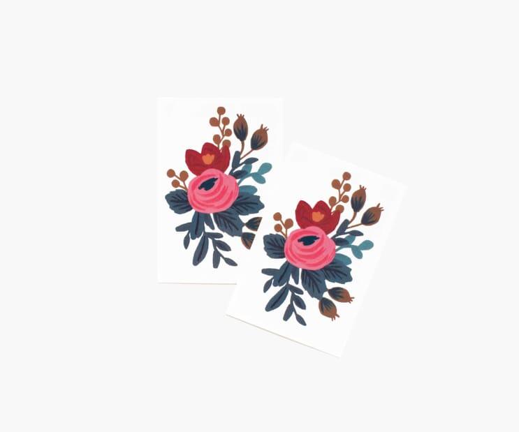 Rosa Tattoos